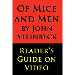 Of Mice and Men by John Steinbeck: Reader's Guide on Video