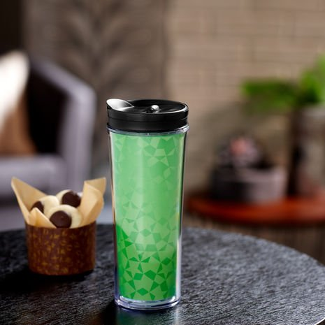 Starbucks - Vaso térmico para café de color verde