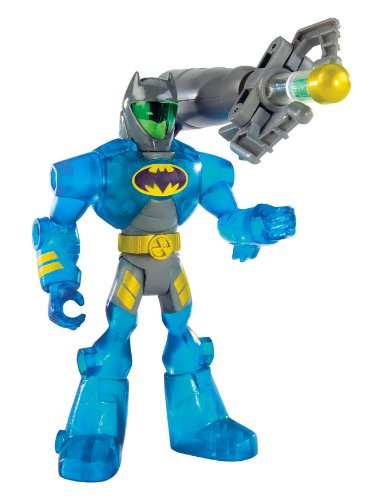 Batman: The Brave and The Bold Stealth Strike Radioactive Armor Batman Deluxe Pack