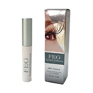 Natural Formula Eyelash Enhancer Serum