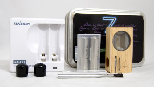 Magic Flight Launch Box and 2 Piece SPACE CASE Grinder