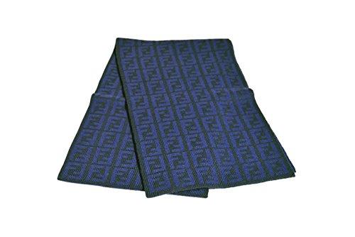 sciarpa-fendi-in-lana-bleu