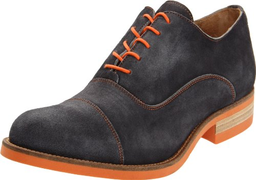 Donald J Pliner Men's Embe Lace-up Shoe,Black,11.5 M US