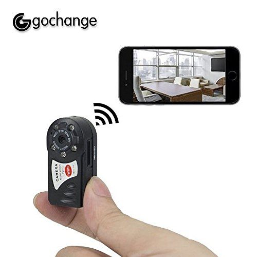 GOCHANGE-Mini-P2P-WiFi-Spycam-HD-DVR-mini-Recorder-IP-Kamera-Untersttzungs-IR-Nachtsicht-Eingebautes-Mikrofon-Support-Android-IOS-PC