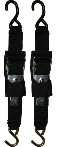 Buy Rod Saver Paddle Buckle 2 inch Trailer Tie-Downs 2 Feet PairB0000AZ6UH Filter