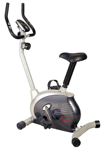 SunFitness Silent Upright Exercise Bike