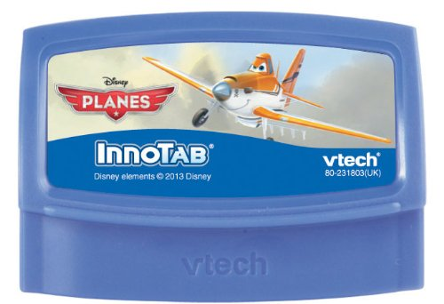 VTech InnoTab Software: Disney Planes ToyLand