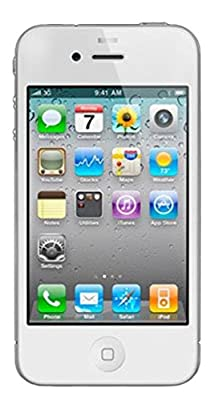 Used Apple iPhone 4S (White, 16GB)