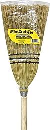 MintCraft Pro 200L Lobby Corn Broom