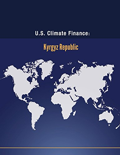 U.S. Climate Finance: Kyrgyz Republic (Climate Change)