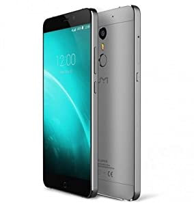 NEWEST released UMI Super - Premium Android 6.0 Smartphone 5.5 inch FHD dual SIM 4GB RAM 32GB ROM MTK6755 2.0GHz - Gray