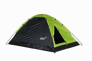 Gelert Monodome 2 Tent Festival Trek shelter - Lime/Charcoal