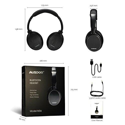 Ausdom-M06-Over-Ear-Bluetooth-Headset