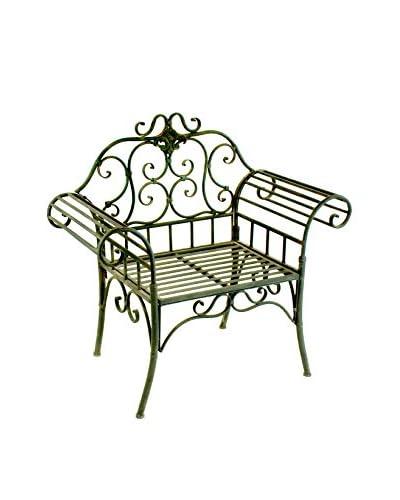 Winward Primary Metal Chair, Black