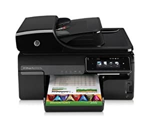HP Officejet Pro 8500A Plus Wireless e-All-in-One (CM756A#B1H)