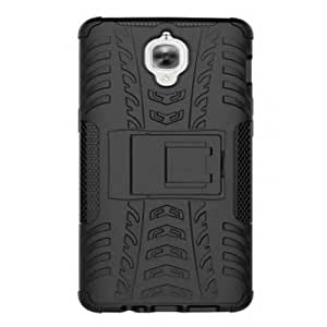 Novo Style Dual Layer Kick Stand Hard Back Case For OnePlus 3