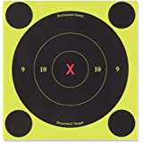 """Birchwood Casey B8-60 SHOOT-N-C 6"""" Round Target 60PK"""