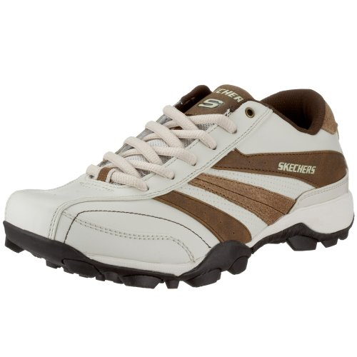 Skechers Sport 50746 Urban Tread, Men's Trainers - White/Brown, 39.5 EU