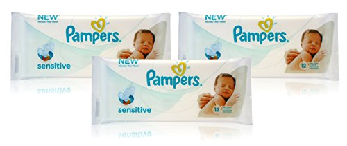 3x-pampers-sensitive-baby-wipes-handy-travel-size-convenience-12-wipes-per-pack