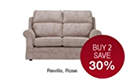 The Richmond Highback Small Sofa