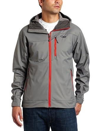 (降价)软壳Outdoor Research Men's Transfer Jacket 户外软壳外套 $71.49 曲线为更新