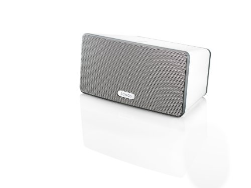 Sonos PLAY:3 White--the Wireless Hi-Fi