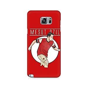Mobicture Mesut Ozil Premium Printed Case For Samsung Note 5