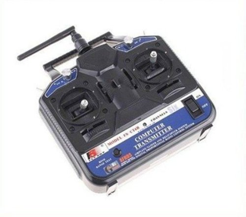 Flysky Fs 6ch 2.4g Fs-ct6b Rc Transmitter 6channel No Receiver for Helicopter