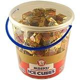Alberts' Ice Cubes Bucket (120 ct), Original, 1 case