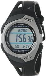 Casio Women's STR300 Runner Eco Friendly Digital Watch