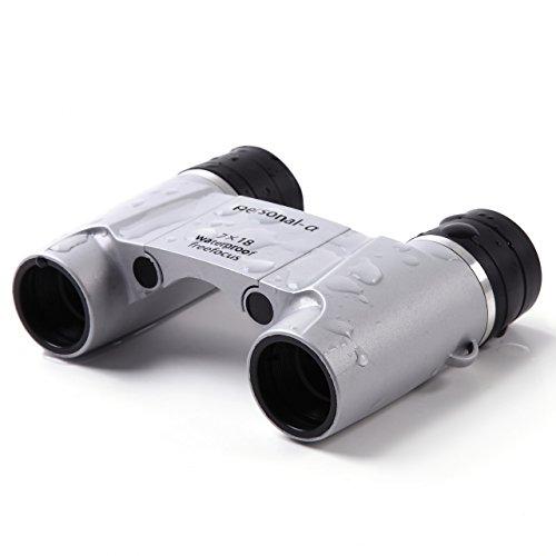 personal-α フリーフォーカス 7倍 双眼鏡 7×18 防水
