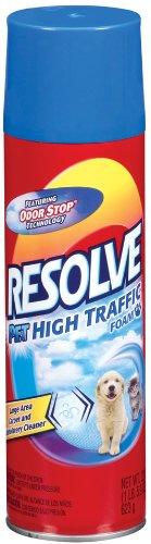 Resolve Carpet Pet High Traffic Foam, 22 Ounce (Pack of 2)