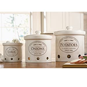 Chefs Essentials Fresh Valley Canister