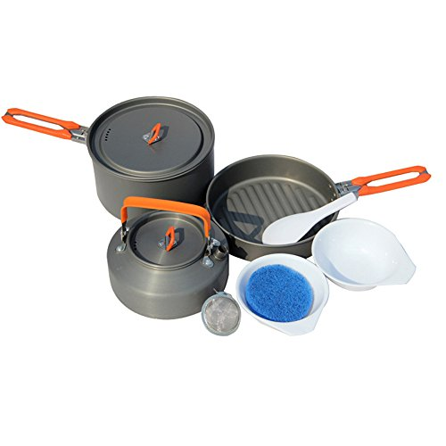 Fire Maple Feast2 Camping Cooking Pot Set