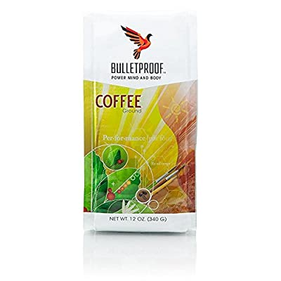 Bulletproof Upgraded Coffee (ground coffee) from Bulletproof Nutrition, Inc.