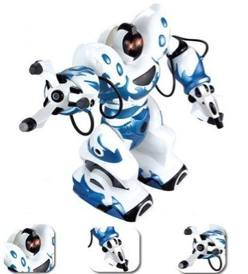 LARGE Super Dynamic Radio Controlled RC Robot - FULLY PROGRAMMABLE COMPLEX ACTIONS