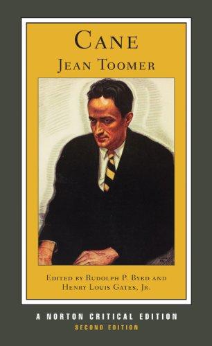 Cane (Second Edition)  (Norton Critical Editions)