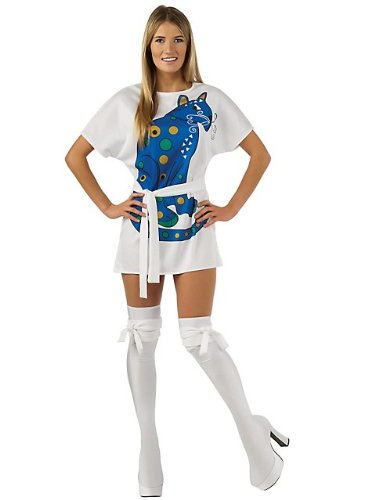 Abba Agnetha 'Cat' Costume