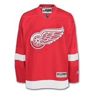 Reebok Detroit Red Wings Premier NHL Jersey Home (XXL)