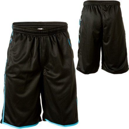 Volcom Workin V-Line Short - Men's Black, S