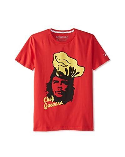 Spenglish Men's Chef Guevara T-Shirt