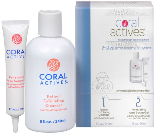 CoralActives Complete Therapy System Ounce
