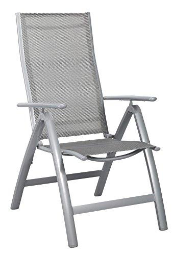 baumarkt direkt Hochlehner »Amalfi (2 Stück)« 2 Stühle, diamantfarben günstig kaufen