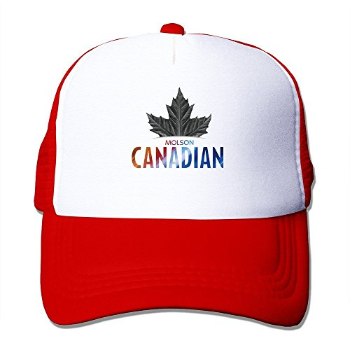 huseki-cool-molson-canadian-trucker-mesh-baseball-cap-hat-red
