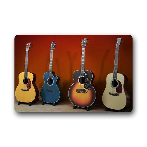 Guitar Kitchen Accessories   Dearhouse Home Decor Guitar Door Mats Cover  Outdoor