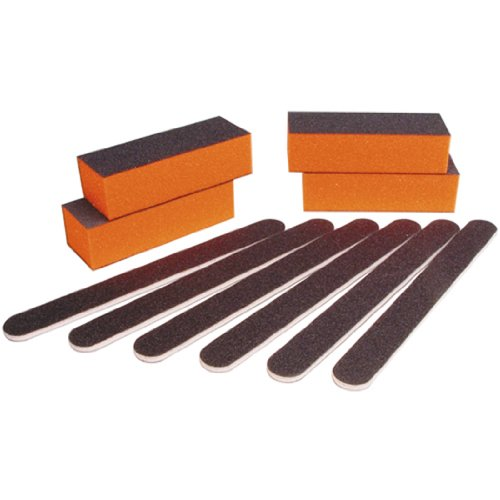 Files and buffers for Acrylic Nails
