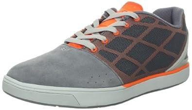 Fox Men's Motion-Varial Sneaker,Grey/Orange,7 M US
