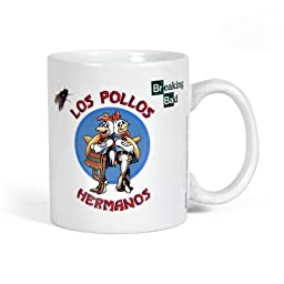 1 X Breaking Bad Los Pollos Hermanos Boxed Mug by TruffleShuffle