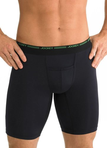 Sport H-Fly Midway Brief 2 pack EMERALD/BLACK L man panties