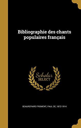 bibliographie-des-chants-populaires-francais